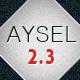 Aysel - Responsive WordPress Blog Theme - ThemeForest Item for Sale