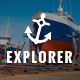 Explorer - Factory Construction & Ship Building Joomla Theme - ThemeForest Item for Sale