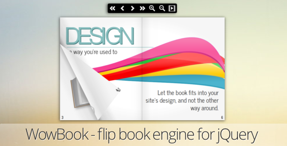 Flip Book HTML Plugins, Code & Scripts from CodeCanyon