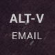 ALT-V Responsive Email Template - ThemeForest Item for Sale