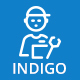 Indigo Labour Directory PSD Template - ThemeForest Item for Sale