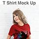 T-Shirt Mock Up - GraphicRiver Item for Sale