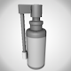 Dropper bottle - 3DOcean Item for Sale