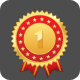 Set of 12 Vector Awards Medals - GraphicRiver Item for Sale