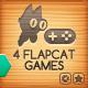 FlapCat Games Bundle - CodeCanyon Item for Sale