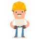 150+ Poses of Character Handyman - GraphicRiver Item for Sale