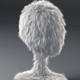 Soft Rough White Rabbit Fur - 3DOcean Item for Sale