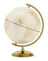 globe isolated on white background. 3d illustration - PhotoDune Item for Sale