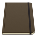 brown notebook isolated on white background. 3d illustration - PhotoDune Item for Sale