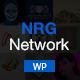 NRGNetwork - Responsive Social Network WordPress Theme - ThemeForest Item for Sale