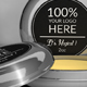 3D Metal Tins for balm, wax & pomade - 3DOcean Item for Sale