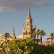 Giralda Spire Bell Tower Of Seville Cathedral. - VideoHive Item for Sale
