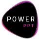 Power-Powrpoint Template - GraphicRiver Item for Sale