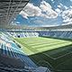 European Soccer Stadium - 3DOcean Item for Sale
