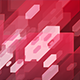 Red Rising Polygons - VideoHive Item for Sale