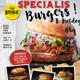 Retro Flyer Burger - GraphicRiver Item for Sale