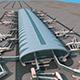 Dubai airport - 3DOcean Item for Sale