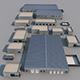 factory building - 3DOcean Item for Sale