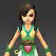 Cartoon Character Khuli - 3DOcean Item for Sale