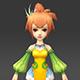 Cartoon Character Sukhi - 3DOcean Item for Sale