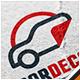 Car Decal Logo - GraphicRiver Item for Sale