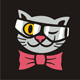Cat Logo Template - GraphicRiver Item for Sale