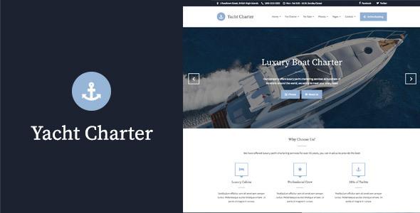 Review: Yacht Charter - WordPress Theme free download Review: Yacht Charter - WordPress Theme nulled Review: Yacht Charter - WordPress Theme