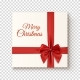 Realistic Gift Icon on Transparent Background - GraphicRiver Item for Sale