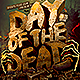 Day Of The Dead Flyer Template - GraphicRiver Item for Sale