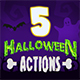 Halloween Text Photoshop Actions - GraphicRiver Item for Sale