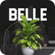 Belle - Simple One Page PSD Template - ThemeForest Item for Sale
