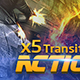 Action Transitions - AudioJungle Item for Sale