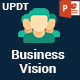 Business vision PowerPoint Presentation Template - GraphicRiver Item for Sale