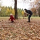 Father Playing with Daughter and Son - VideoHive Item for Sale