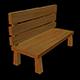 Bench - 3DOcean Item for Sale