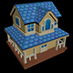 House 2 - 3DOcean Item for Sale
