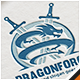 Dragon Force Logo - GraphicRiver Item for Sale