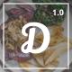 Dine - A Unique Restaurant Template - ThemeForest Item for Sale