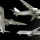 Airplane Pack Of 3 - VideoHive Item for Sale