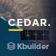 Cedar - Multipurpose Responsive Email Template + Builder - ThemeForest Item for Sale