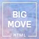 Big Move - Responsive Transport & Logistics HTML Template - ThemeForest Item for Sale