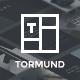 Thormund - Design & Portfolio Keynote Template - GraphicRiver Item for Sale