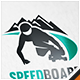 Speed Board Logo - GraphicRiver Item for Sale