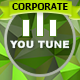 Uplifting and Upbeat Corporate Background
