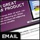 Communiqué - Premium Email Template - ThemeForest Item for Sale