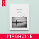 Clean Magazine Mock-up - GraphicRiver Item for Sale
