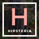 Hipsteria - A WordPress Blog Theme - ThemeForest Item for Sale