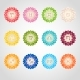 Zodiac Signs Icons - GraphicRiver Item for Sale