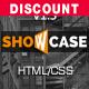 Showcase - Ajax / HTML Responsive Portfolio Theme for Freelancers, Studios and Agencies - ThemeForest Item for Sale