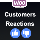 Woocommerce Customers Reactions - CodeCanyon Item for Sale